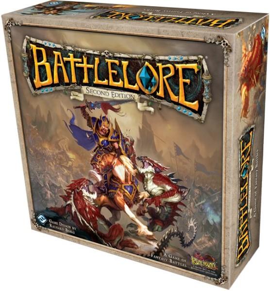 wargame, juegos de mesa, battlelore, hexagonos